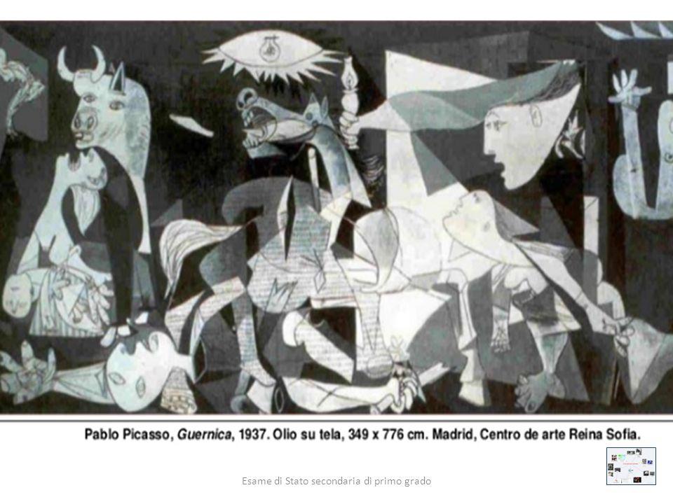 La guerra civile spagnola Crollo della Repubblica Inizio della dittatura del generale Francisco Franco Guernica
