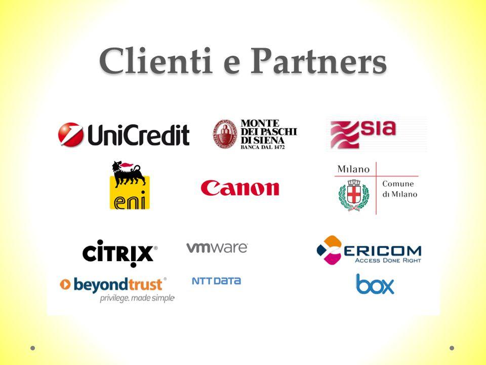 Clienti e Partners