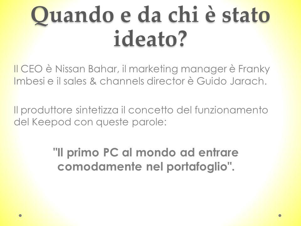 Fonti www.keepod.com www.bloonn.it www.linkedin.com/company/bloonn-srl www.pcprofessionale.it/2012/03/29/la-rivoluzione-keepod-arriva-in-italia-grazie-a-techne/ www.technesecurity.it/soluzioni/keepod.html www.pmi.it/tecnologia/prodotti-e-servizi-ict/articolo/55599/keepod-il-cloud-tascabile-per-il-business- in-mobilita.html Nissan Bahar Sitografia