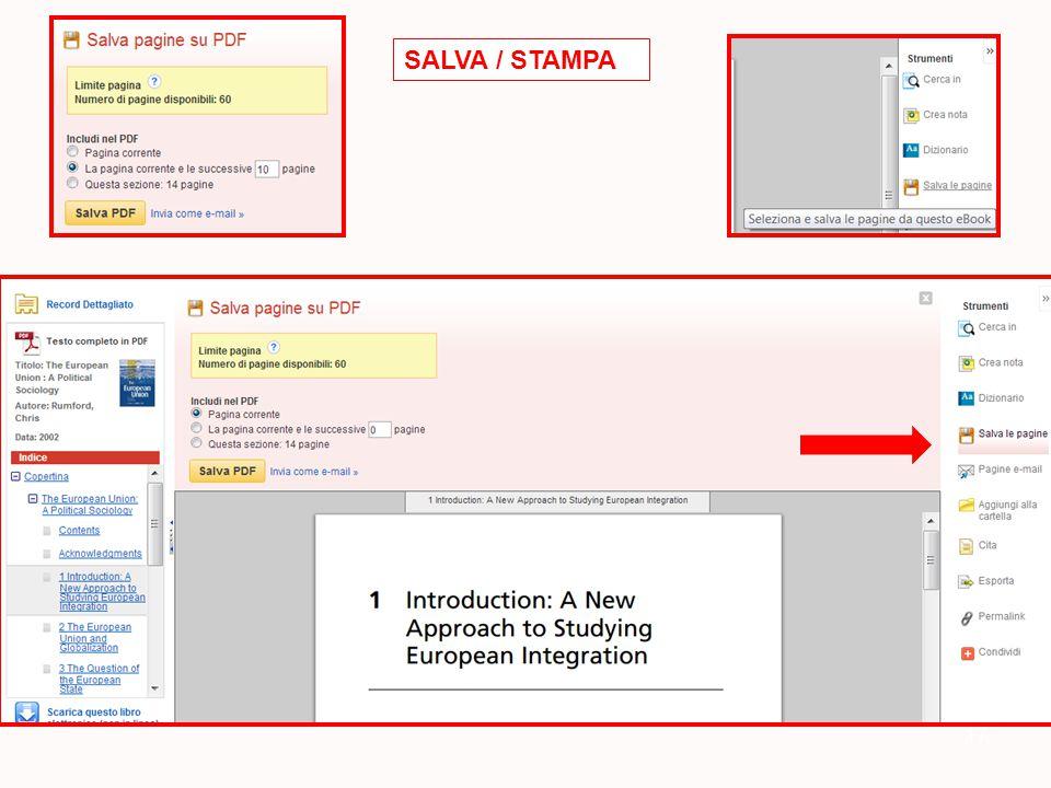 17 SALVA / STAMPA
