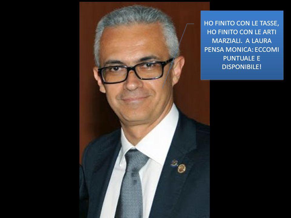 Consiglio Direttivo Presid.Uscente: Salvatore Passarella Presid.