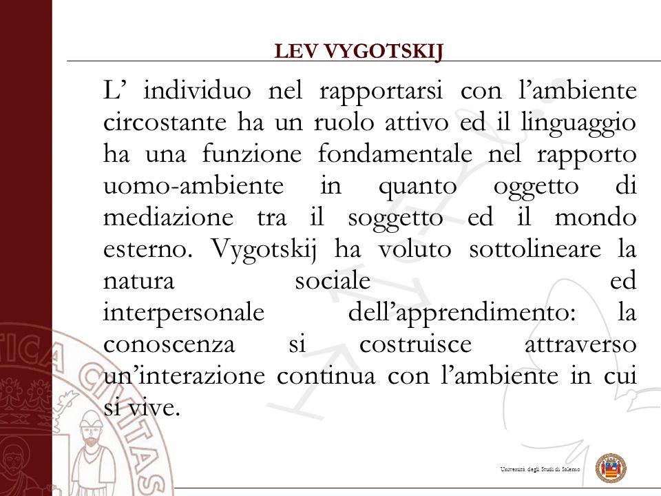 Università degli Studi di Salerno PREDIRE Si chiede agli studenti di ipotizzare il seguito del brano.