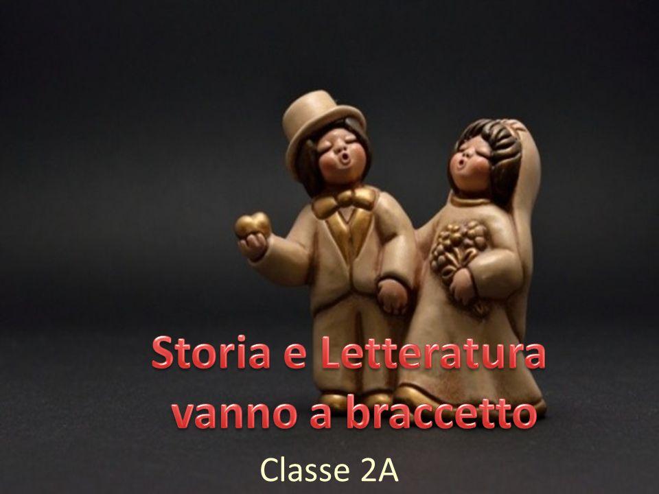 L'idea Intrecciare percorsi di storia e letteratura attraverso lo studio di autori francesi: un'idea dei docenti Caratozzolo e Pedrazzoli.