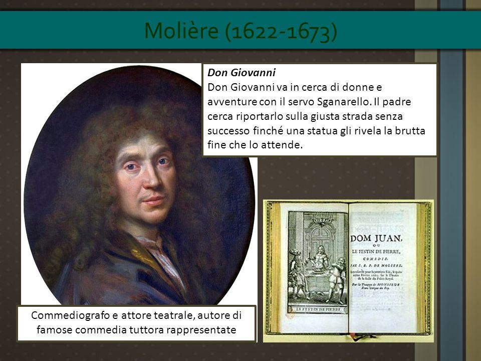 Commediografo e attore teatrale, autore di famose commedia tuttora rappresentate Don Giovanni Don Giovanni va in cerca di donne e avventure con il ser