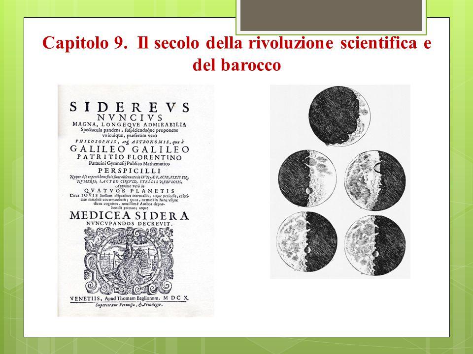 Galileo, grazie al cannocchiale, vide che la luna aveva monti e vallate simili a quelli della Terra, che Giove aveva quattro satelliti, che su Venere sorgeva e tramontava il Sole né più né meno che sulla Terra; vide che alcune stelle erano in realtà delle galassie e che la Via Lattea era composta a sua volta di innumerevoli stelle Galileo aveva dimostrato per via sperimentale che l'universo non era come l'aveva descritto Aristotele e, al tempo stesso, aveva delineato un nuovo metodo di indagine scientifica, basato sull'esperienza, oltre che sul ragionamento matematico