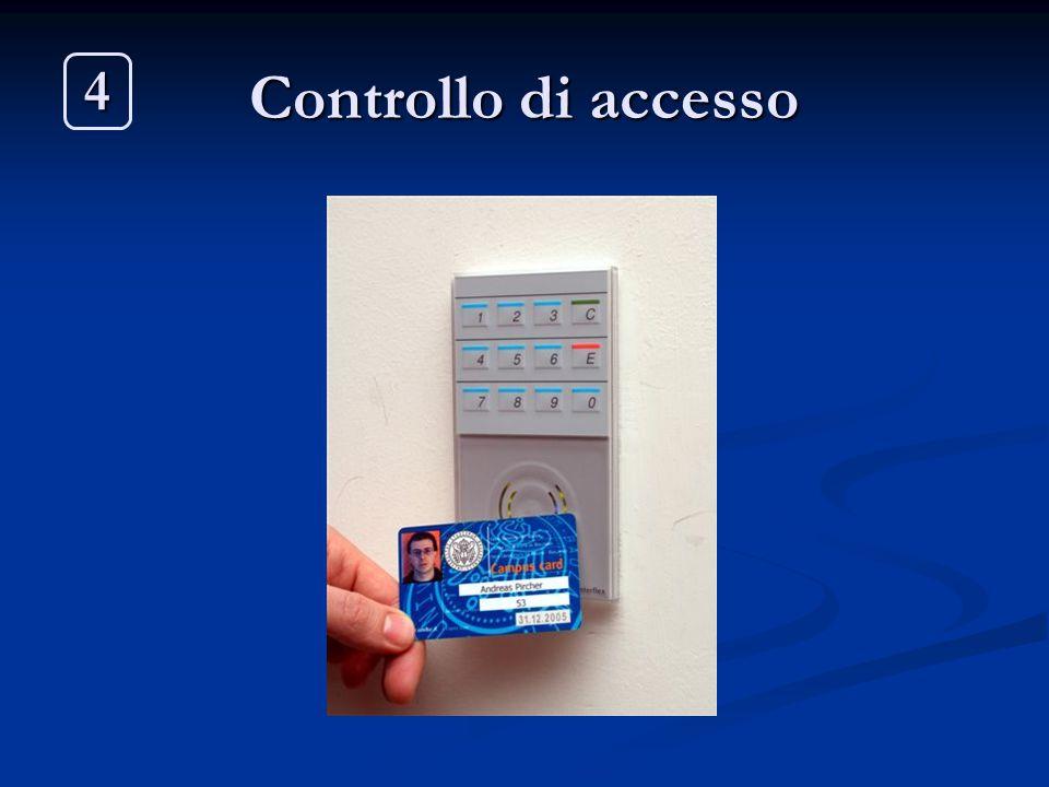 Controllo di accesso 4