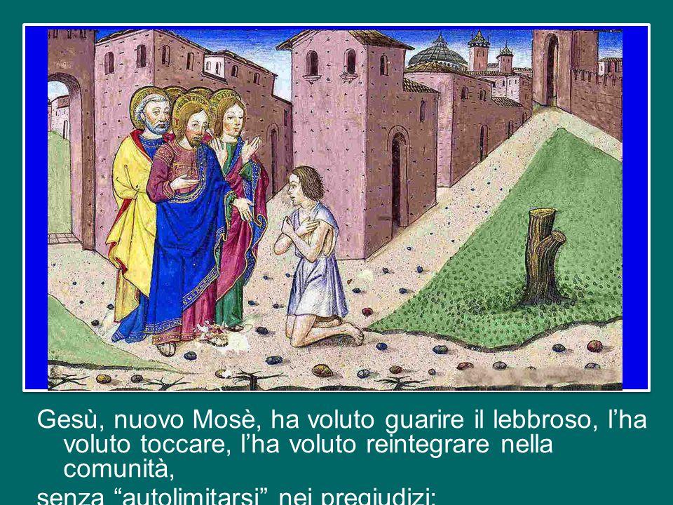 Gesù rivoluziona anche le coscienze nel Discorso della montagna (cfr Mt 5), aprendo nuovi orizzonti per l'umanità e rivelando pienamente la logica di Dio.
