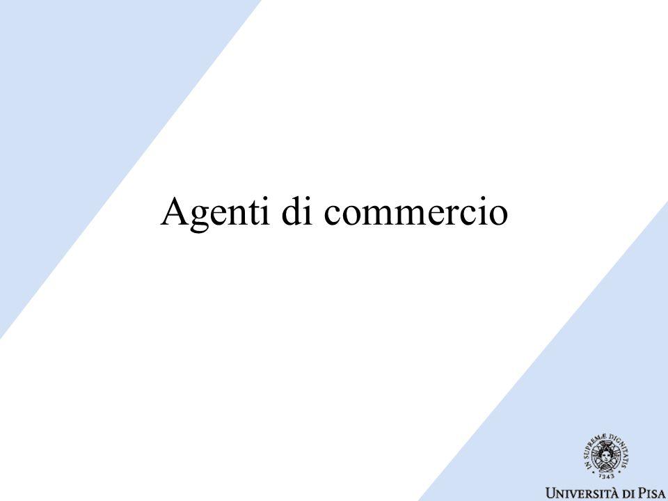Agenti di commercio