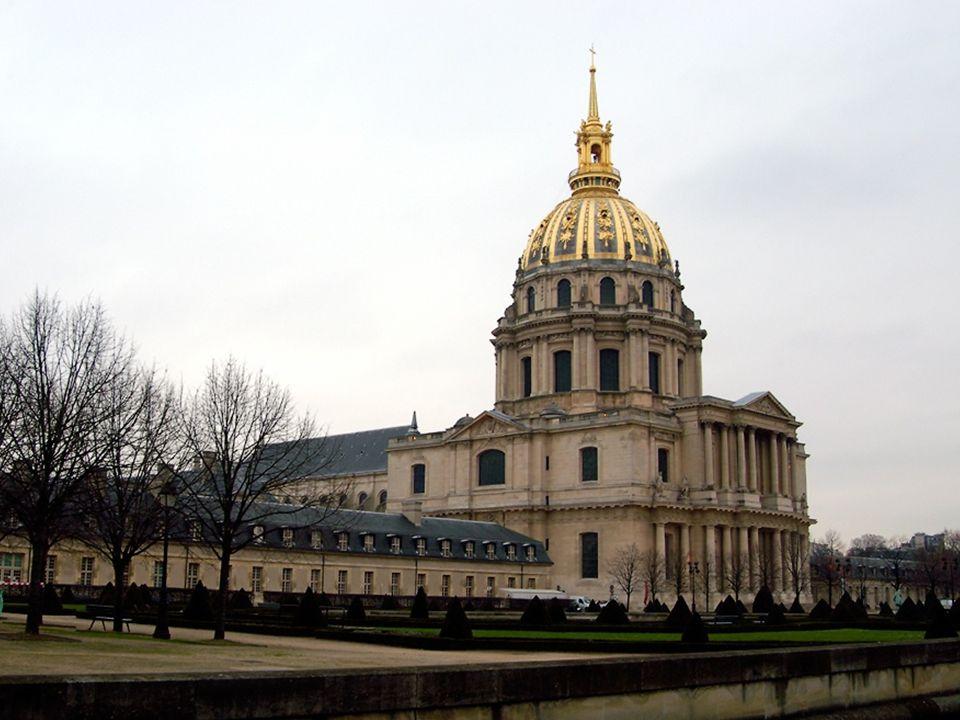 La tomba di Napoleone a Parigi