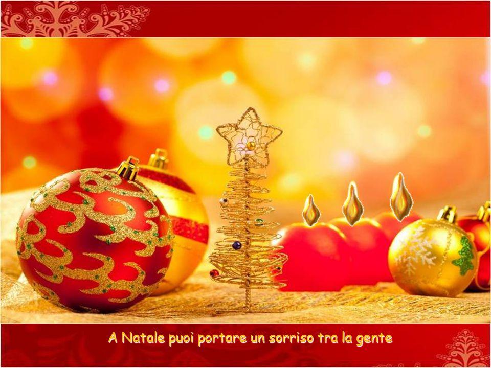 A Natale puoi… AVANZAMENTO MANUALE
