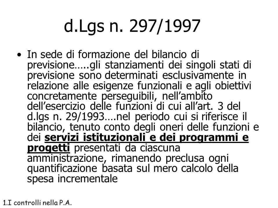 1997 cambia il bilancio dello Stato Note preliminari corredano la legge di bilancio In esse il Ministro dovrebbe illustrare al Parlamento il programma