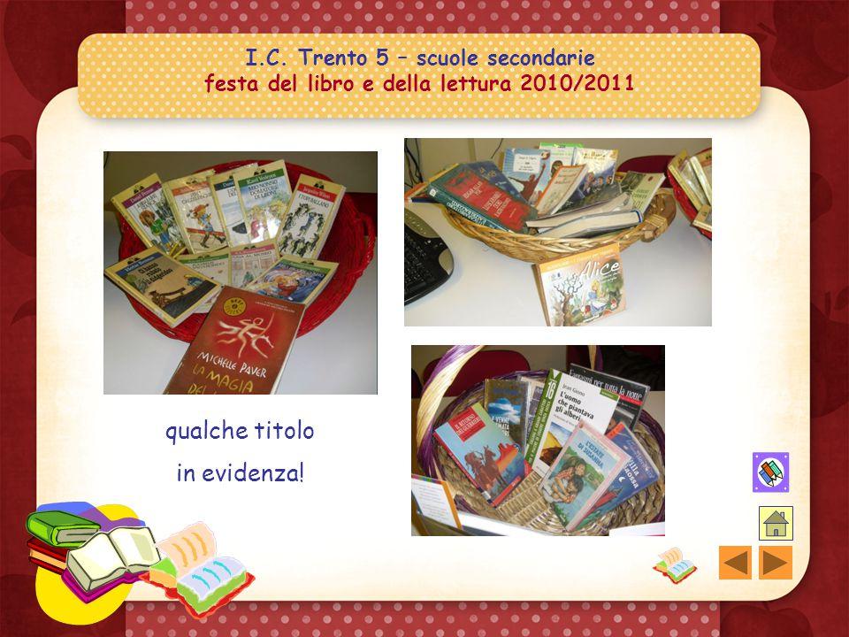 Cerca uno spunto di lettura su un catalogo o su una scheda libro!