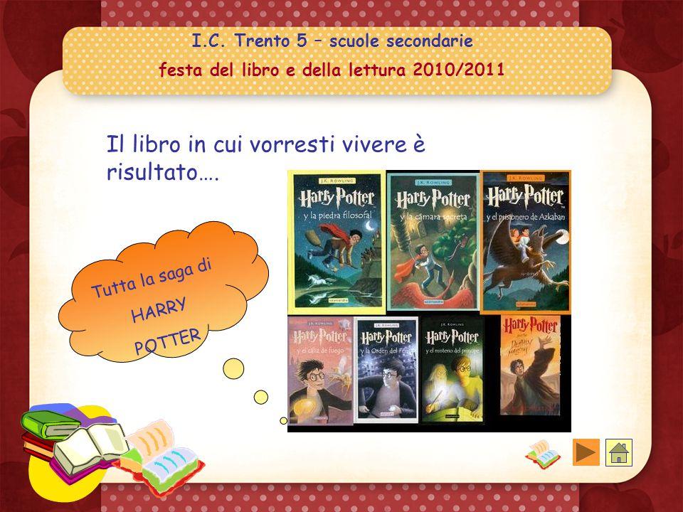 I.C. Trento 5 – scuole secondarie festa del libro e della lettura 2010/2011 Il personaggio più amato eletto… ADRIAN MOLE Protagonista di