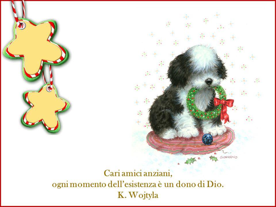 Il Natale è il momento in cui tutti vogliono il loro passato dimenticato ed il loro presente ricordato.