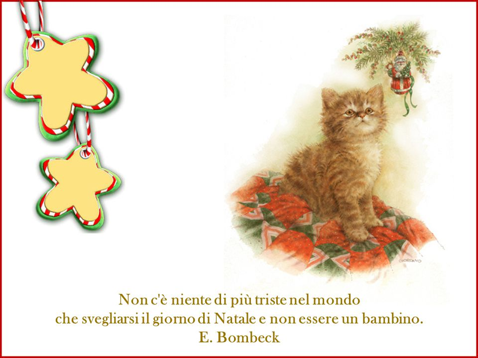 Aforismi natalizi Disegni di Giordano
