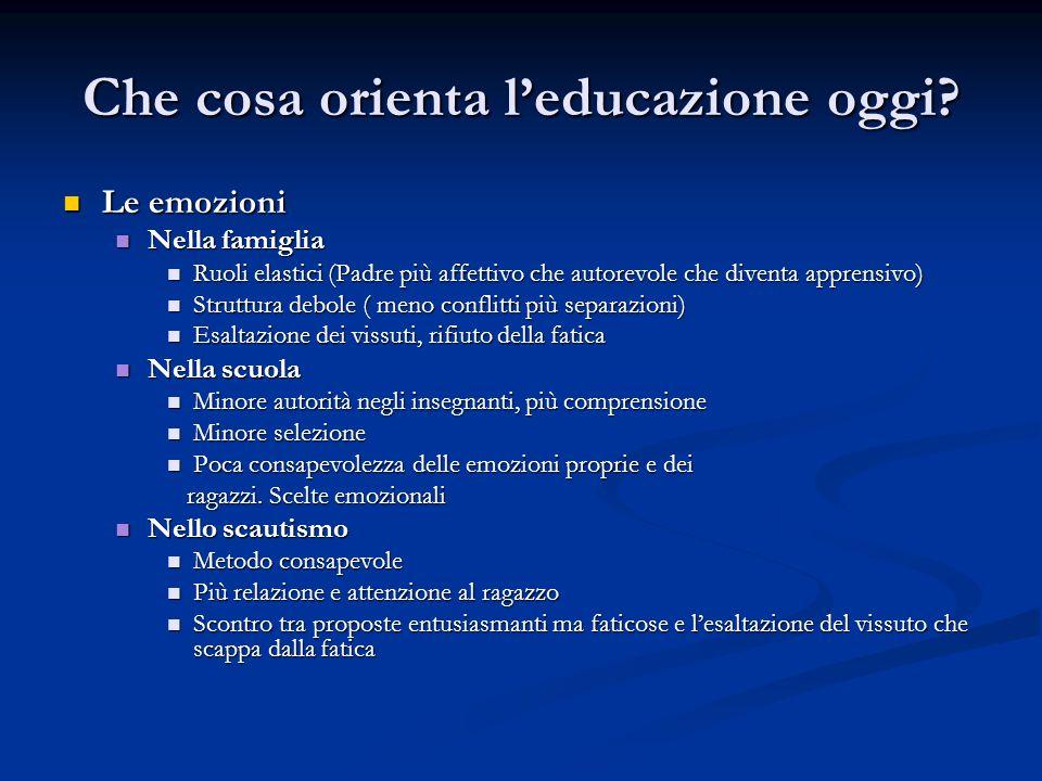 INGREDIENTI BASE DELL'EDUCAZIONE DI UN CUCCIOLO D'UOMO AFFETTO AFFETTO REGOLE REGOLE