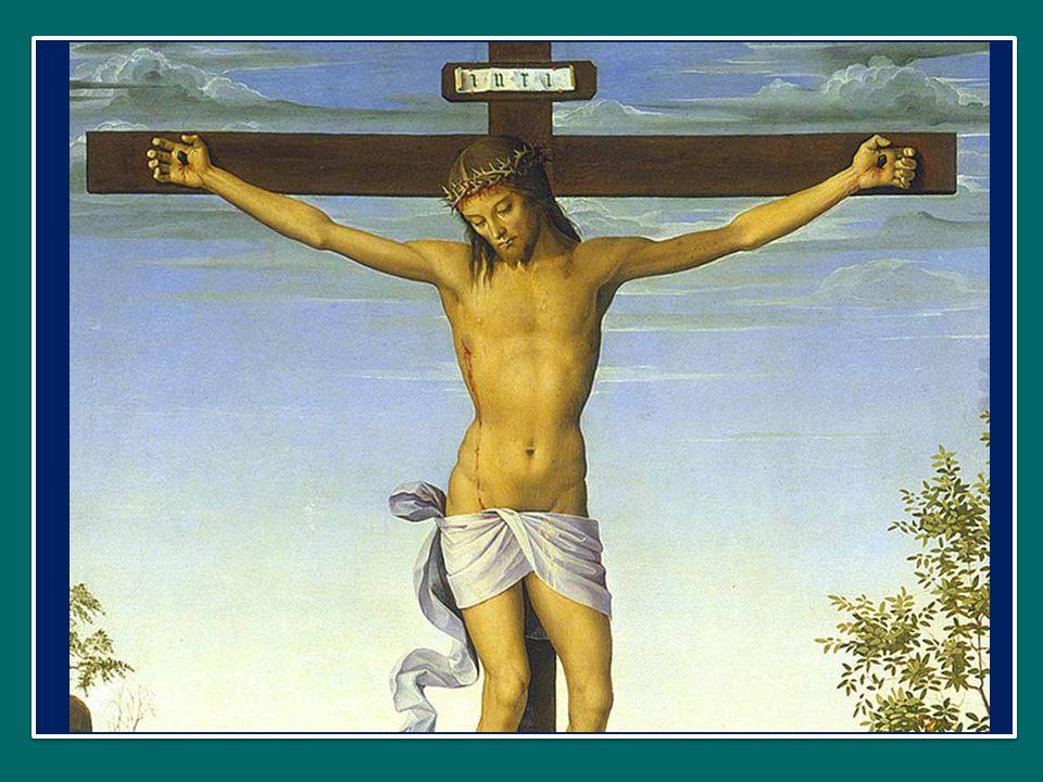 Qui passus es pro nobis, Domine, Tu che hai sofferto per noi, Signore, Domine, miserere nobis. o Signore, abbi pietà di noi.