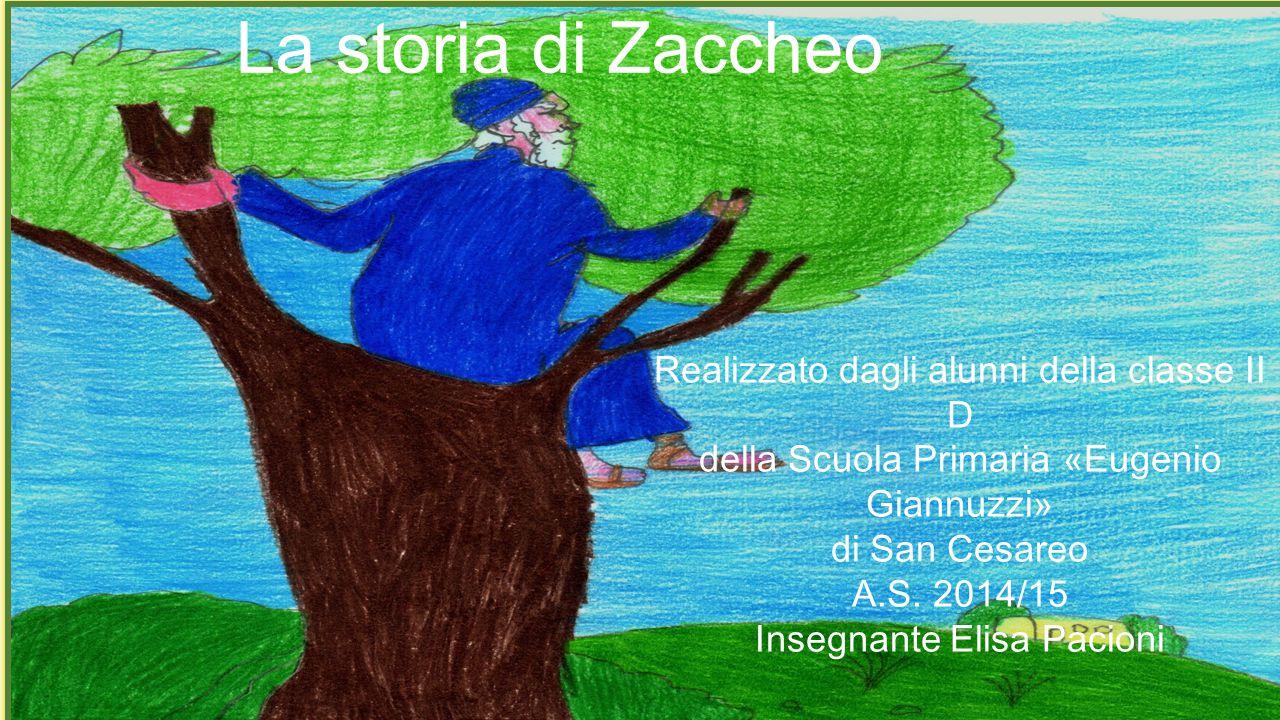 La storia di Realizzato dagli alunni della classe II D della Scuola Primaria «Eugenio Giannuzzi» di San Cesareo A.S.