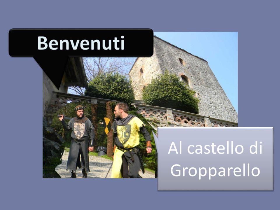 Al castello di Gropparello