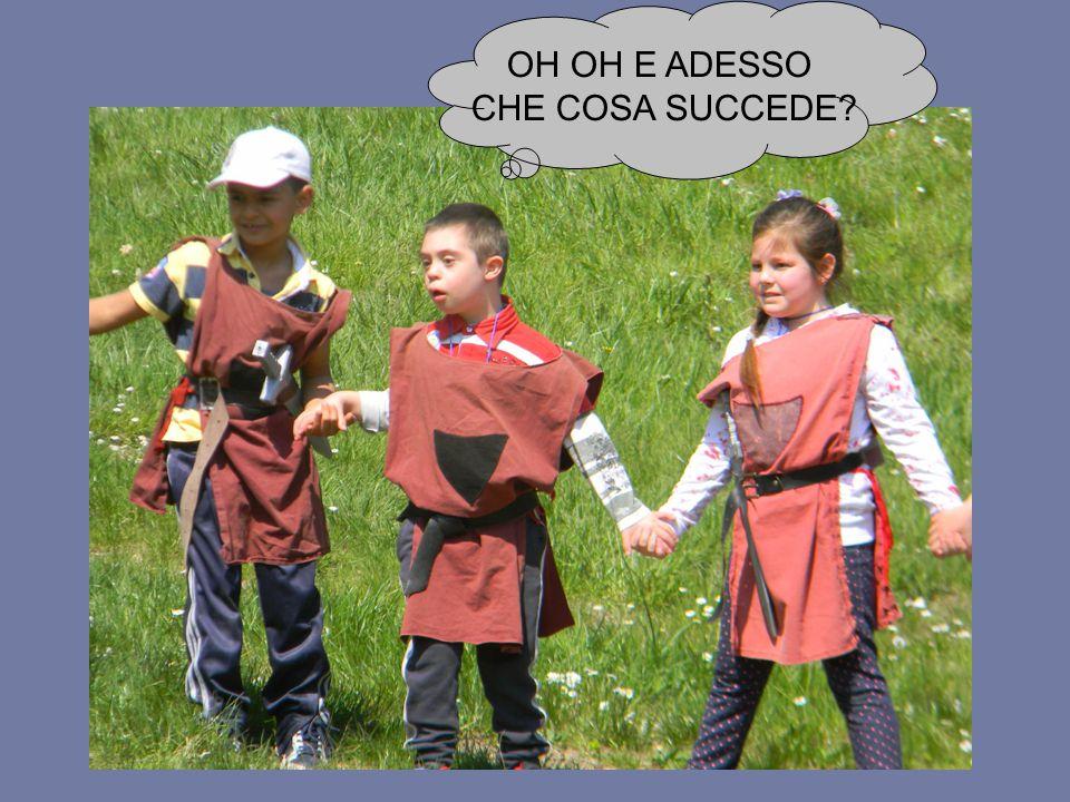 OH OH E ADESSO CHE COSA SUCCEDE