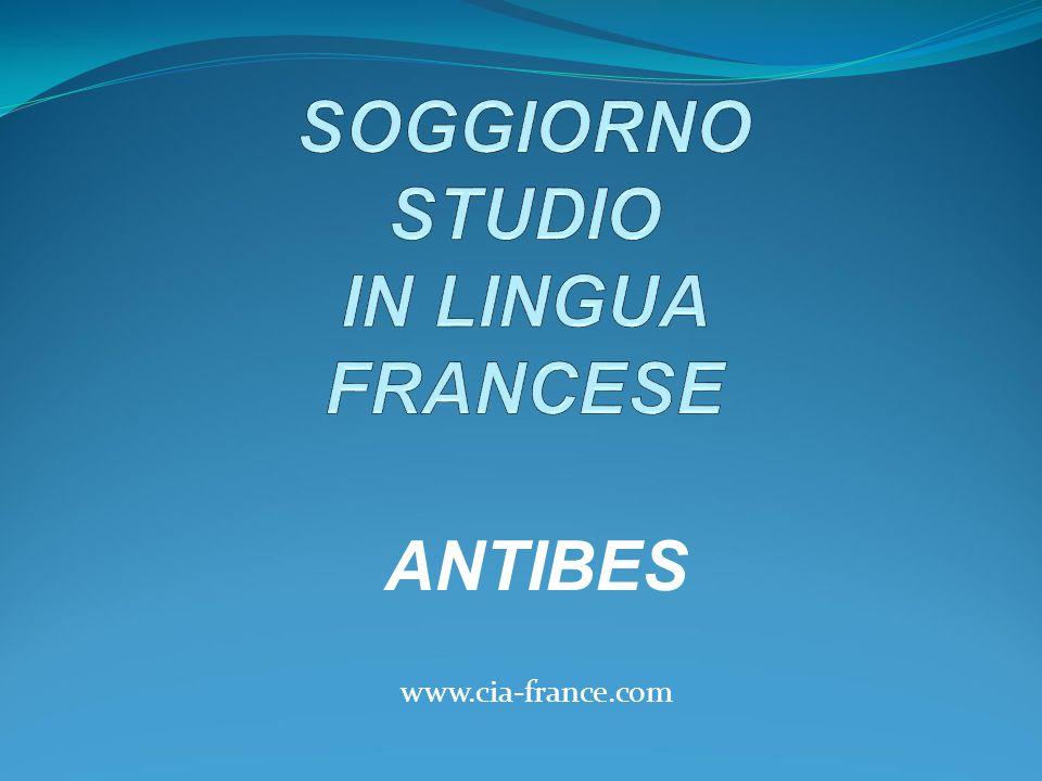 ANTIBES www.cia-france.com