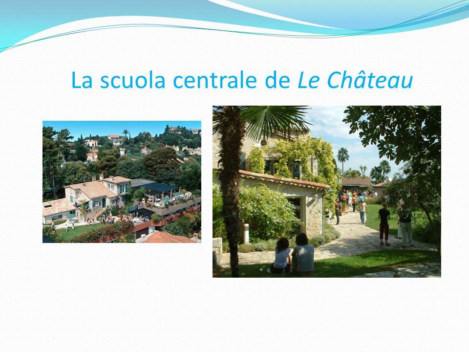 La scuola centrale de Le Château