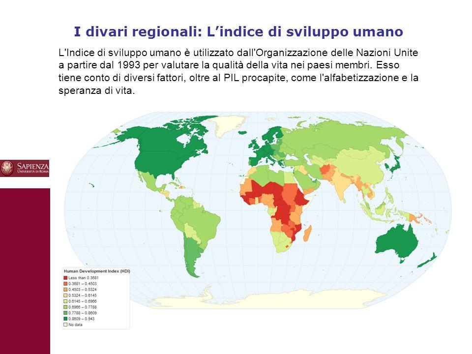 La teoria dello sviluppo equilibrato 10 Le teorie neoclassiche dello sviluppo economico forniscono una spiegazione ai differenziali di sviluppo regionali.