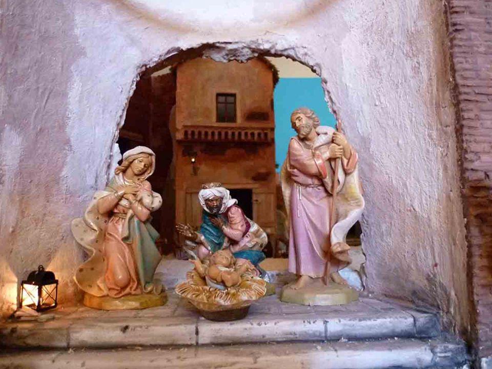 18.00 Et incarnatus est de Spiritu Sancto ex Maria Virgine et homo factus est