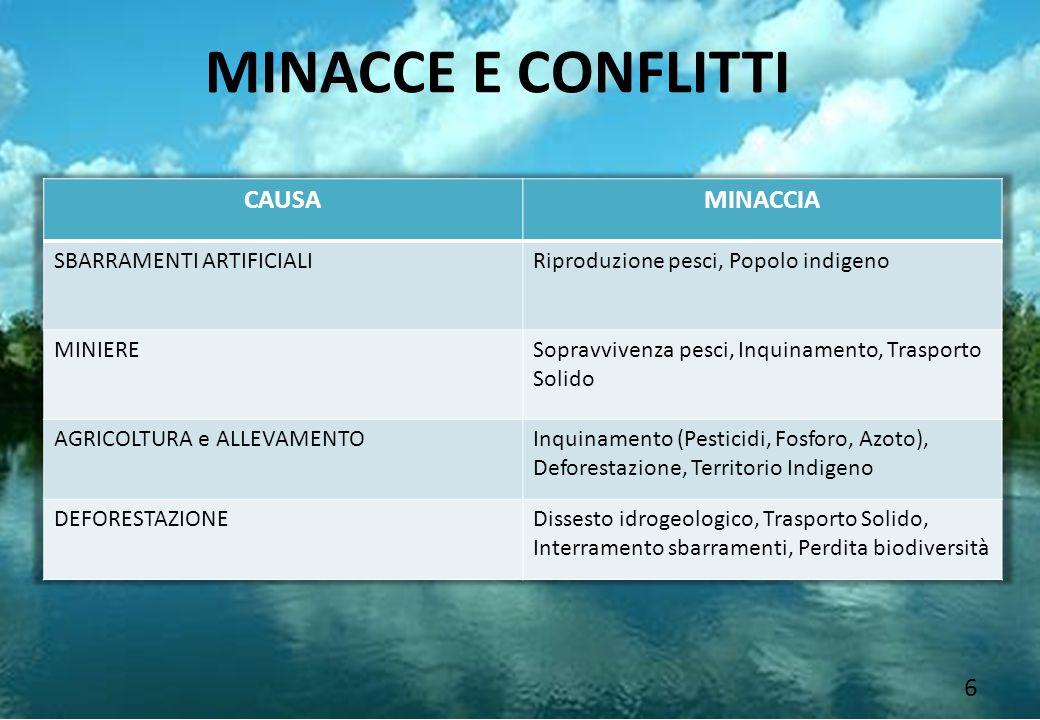 MINACCE E CONFLITTI 6