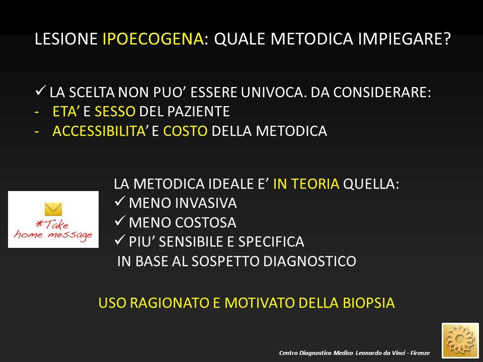 Centro Diagnostico Medico Leonardo da Vinci - Firenze F.F DONNA 59 AA ASINTOMATICA EG -> TC-> RM ->PET BIOPSIA: SECONDARIETA' DA FORMA NEUROENDOCRINA