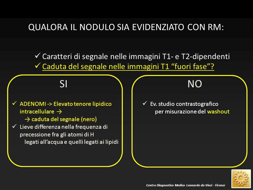 Centro Diagnostico Medico Leonardo da Vinci - Firenze CASO 1 B.I.