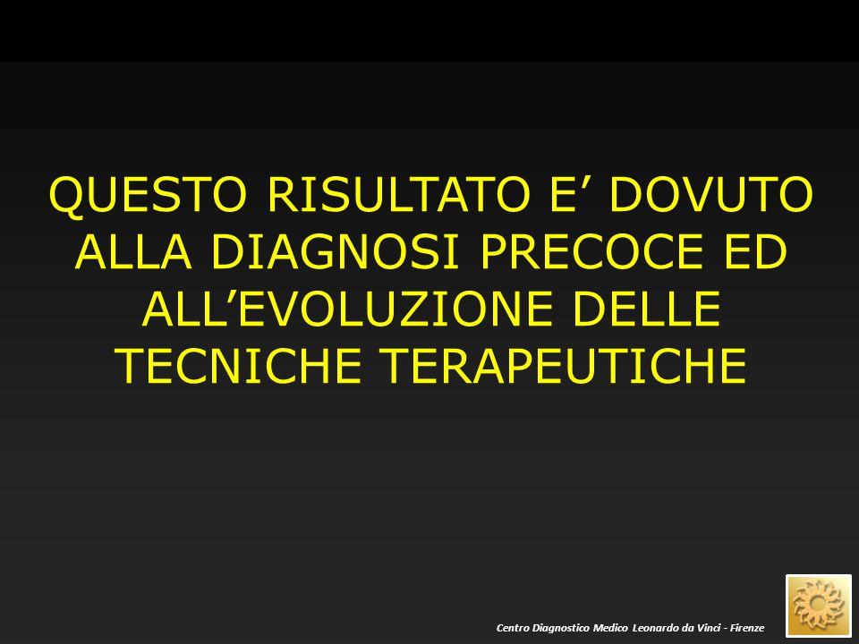 LA DIAGNOSI VIENE FATTA FREQUENTEMENTE IN MODO ACCIDENTALE IN OCCASIONE DI INDAGINE ECOGRAFICA, EFFETTUATA PER INDICAZIONI DIVERSE Centro Diagnostico Medico Leonardo da Vinci - Firenze