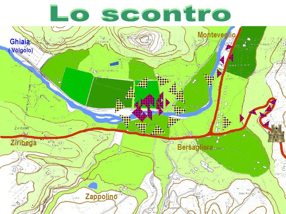 Ziribega Bersagliera Zappolino Monteveglio Ghiaia ( Vòlgolo)