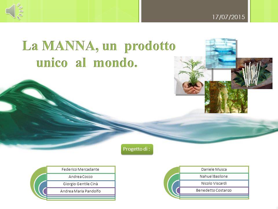 È bene ricordare che la Manna viene usata anche in medicina quale regolatore intestinale e leggero lassativo; a livello polmonare è fluidificante della tosse e calmante delle bronchiti.