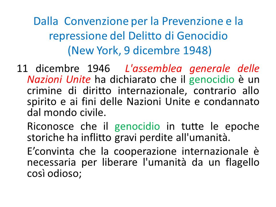 Dichiarazione sulla razza, votata dal Gran Consiglio del Fascismo il 6 Ottobre 1938 Il Gran Consiglio del Fascismo dichiara l attualità urgente dei problemi razziali e la necessità di una coscienza razziale.