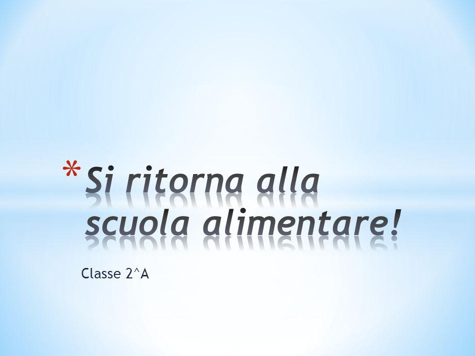 Classe 2^A