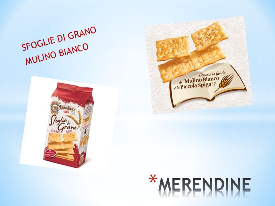 SFOGLIE DI GRANO MULINO BIANCO