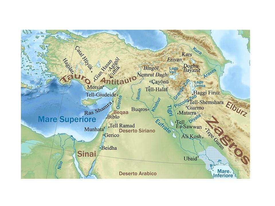 Oggi quella che un tempo fu la Mesopotamia appartiene quasi interamente all Iraq.