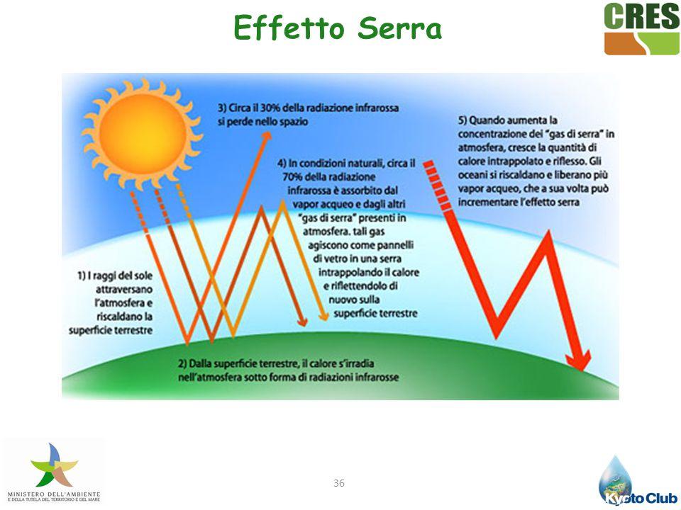 36 Effetto Serra