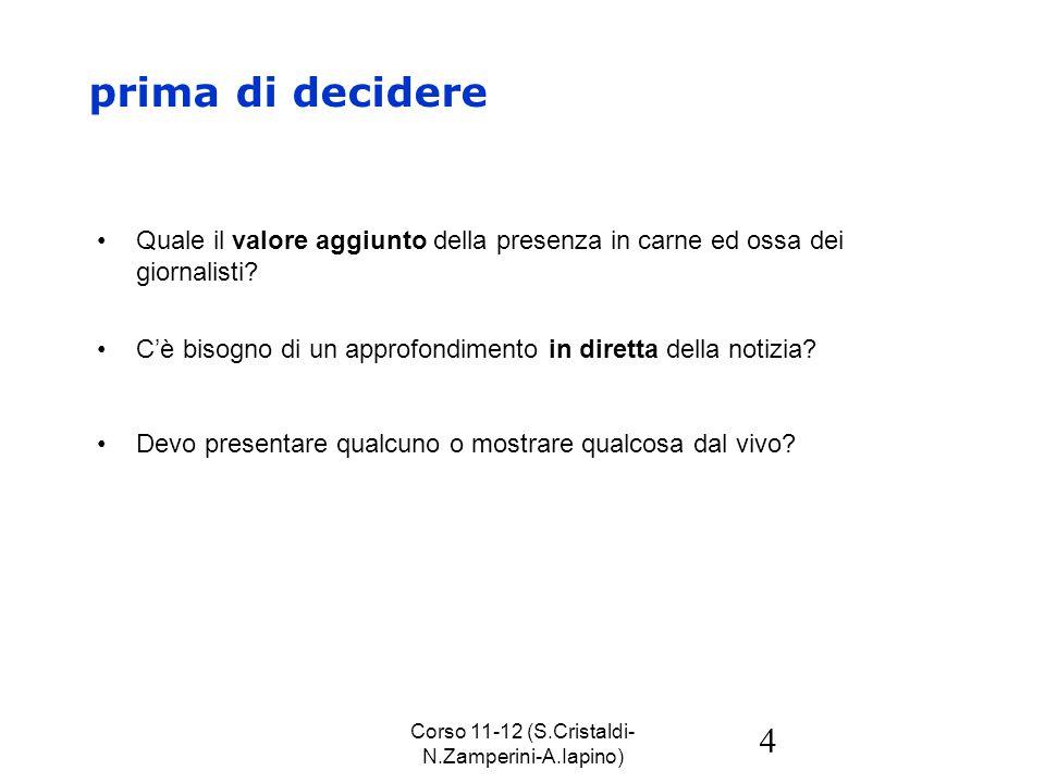 5 come si prepara >>>> Corso 11-12 (S.Cristaldi- N.Zamperini-A.Iapino)