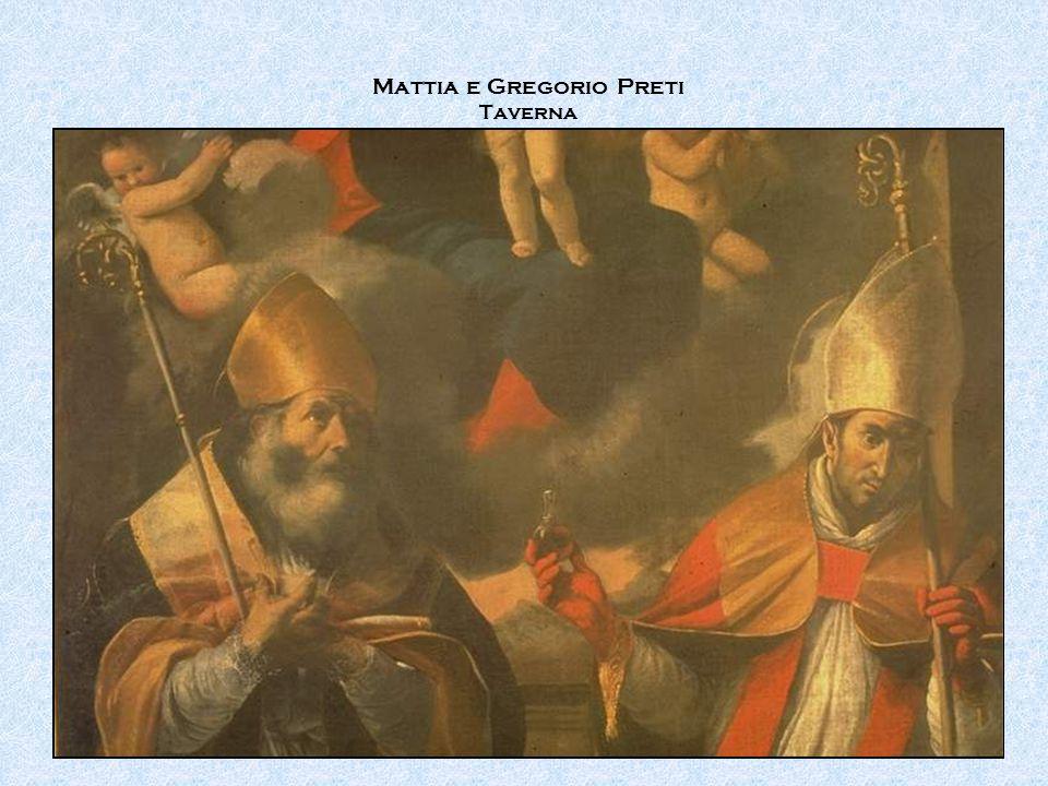 Mattia e Gregorio Preti Taverna