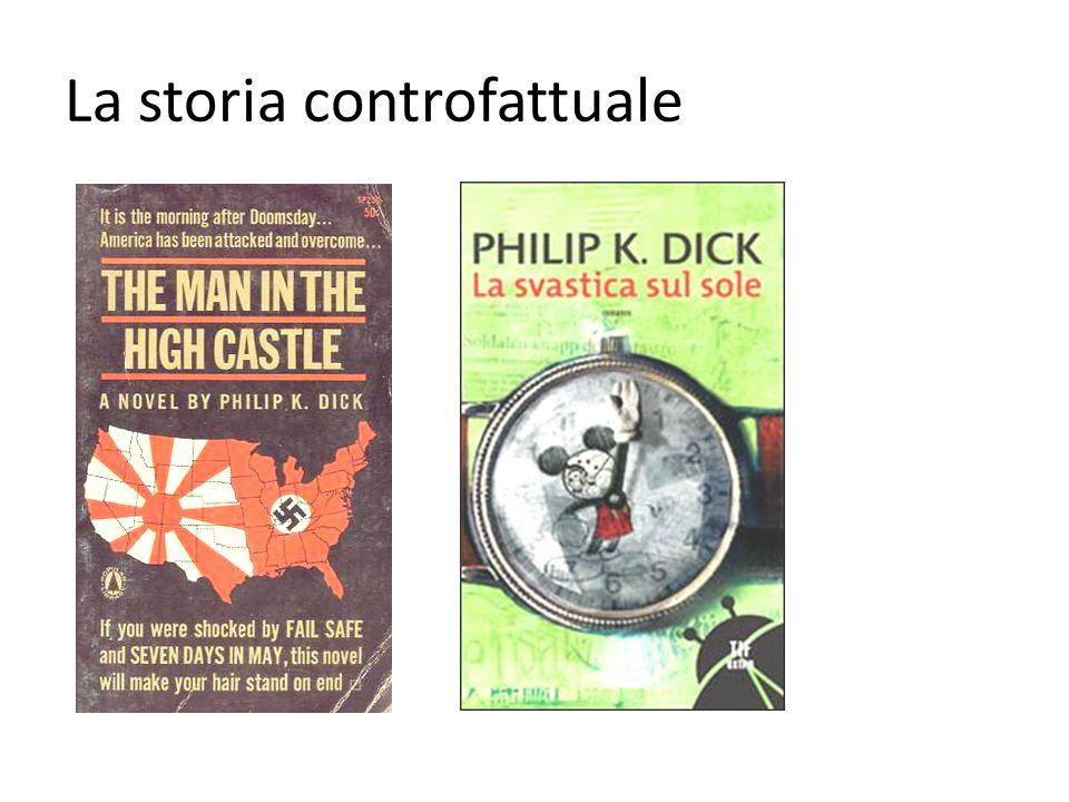 La storia controfattuale
