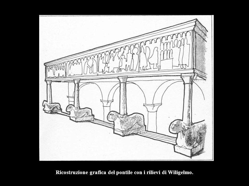 Nicolaus Profeta, Piacenza, Duomo. Nicolaus Capitello, Torino, Sacra di San Michele.