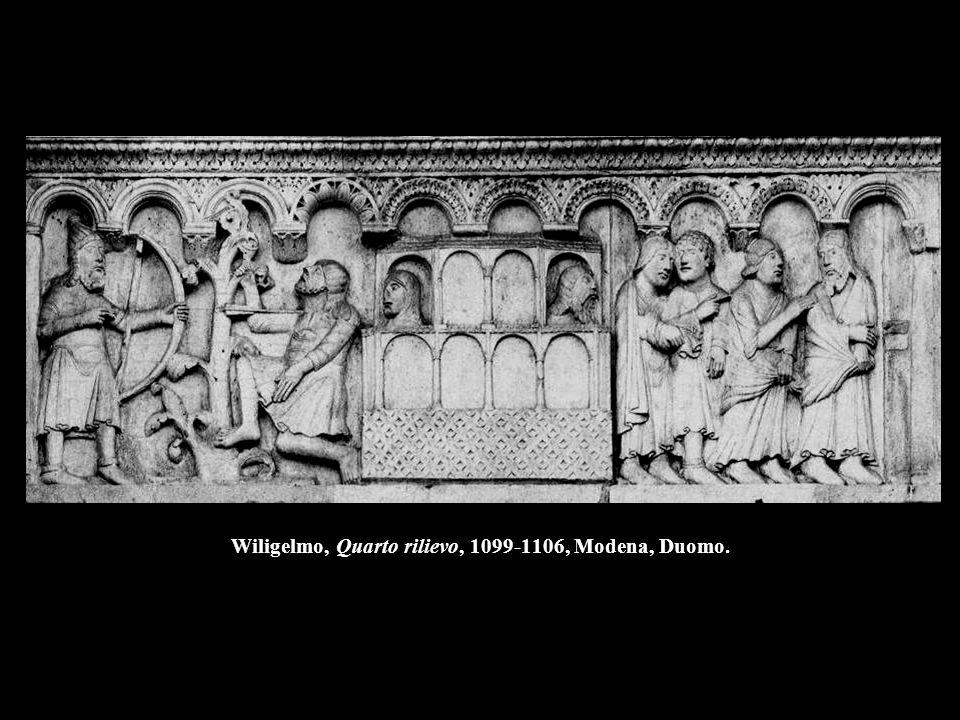 Antelami, Adorazione dei Magi, 1196, Parma, Battistero.