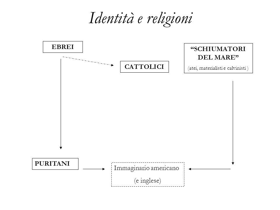 Cattolici: la cattura dell'infinito Identità Dio