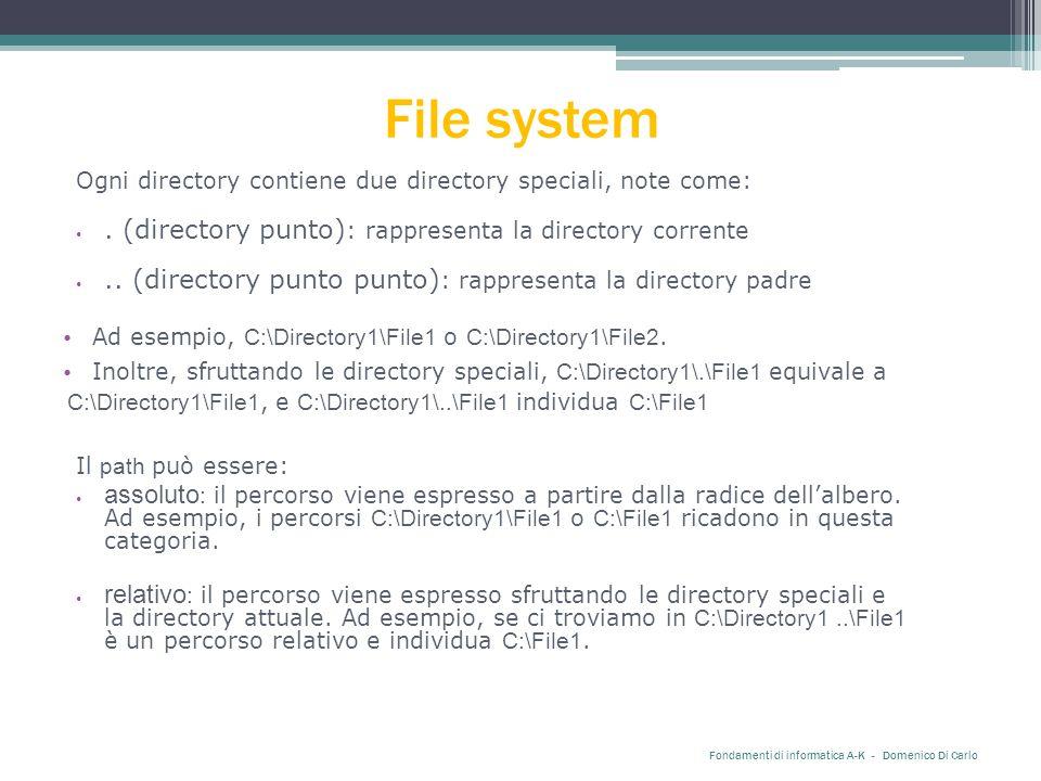 Un primo esercizio Andate sul sito del corso : ▫ http://www-db.deis.unibo.it/courses/FIT1-AK/ http://www-db.deis.unibo.it/courses/FIT1-AK/ Scaricate i file della prima esercitazione.