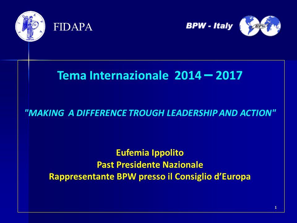 Tema Internazionale 2014 – 2017