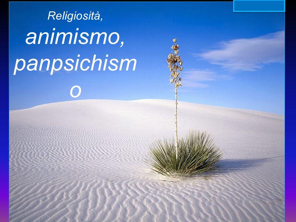 Possiamo ritenere l'uomo religioso perchè la sua vita si confronta coscientemente e con continuita' con il Numinoso.