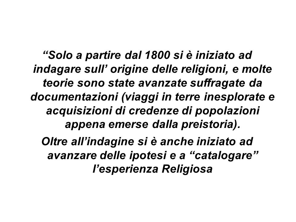 la religione come fenomeno sociale