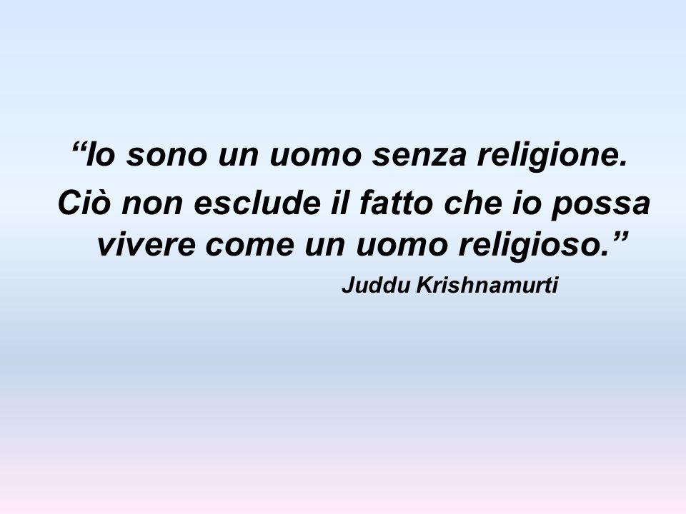 """""""Se la religione è un complesso di credenze, sentimenti, riti che legano un individuo o un gruppo umano con ciò che esso ritiene sacro, di conseguenza"""